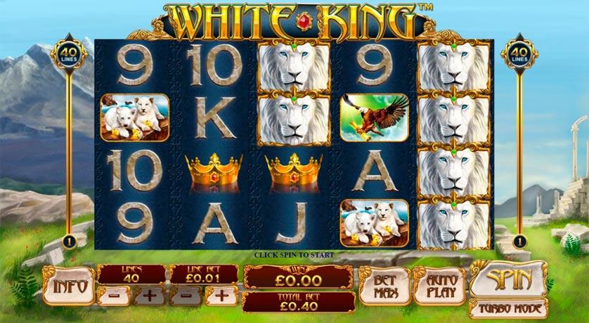 White King game