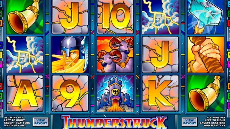 Thunderstruck Slot review